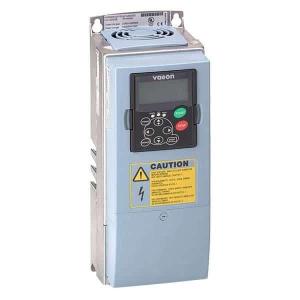 VACON NXS - 4KW - IP54 - NXS00125A2H1SSSA1A2