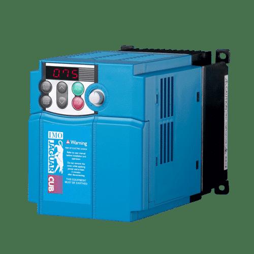 IMO JAGUAR CUB - 0.75KW - IP20 WITH FILTER - CUB2A5-4E