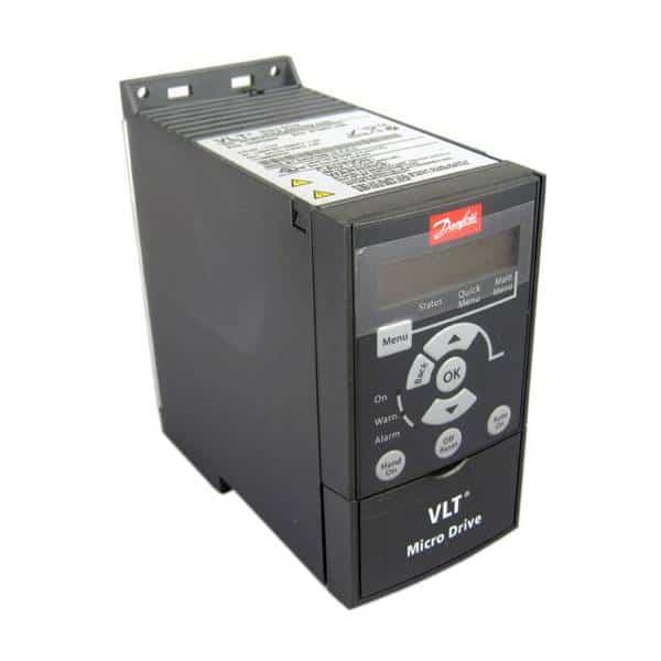 DANFOSS VLT FC 51 - 0.18KW - IP20 - VLT-FC51-132F0001