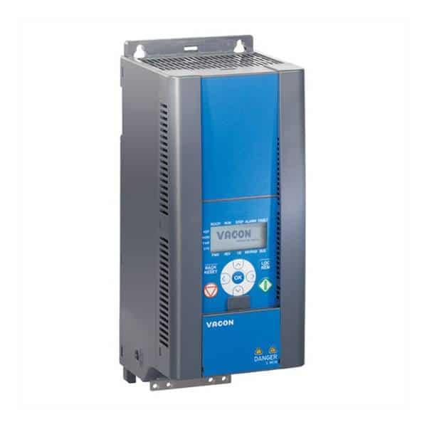 VACON 20 - 5.5KW - IP20 + EMC2 QPES - VACON0020-3L-0012-4  EMC2 QPES