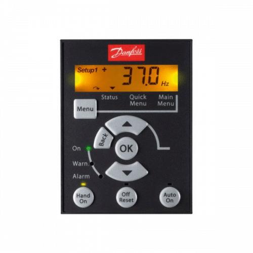 DANFOSS VLT - Control Panel LCP 11 - 132B0100