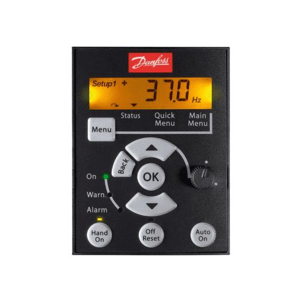 DANFOSS VLT - Control Panel LCP 12 - 132B0101